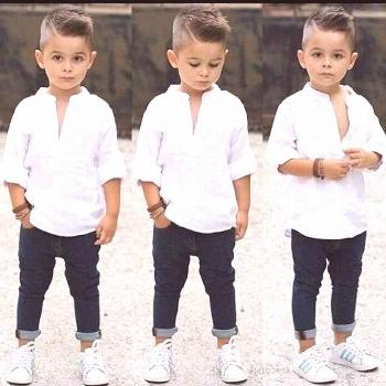 Best 21 little boy haircuts A little boy haircuts is essential for his appearance. We know how impo