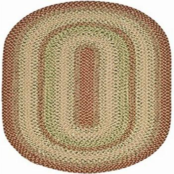 Safavieh Braided Collection BRD303A Handmade Country Cottage