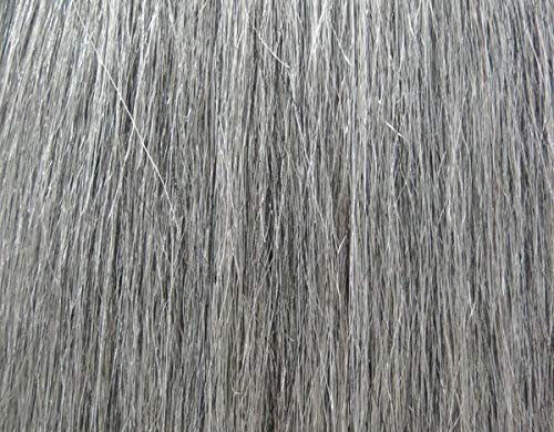 Dome F Hairpiece Color 51 Light Gray - Foxy Silver Wigs