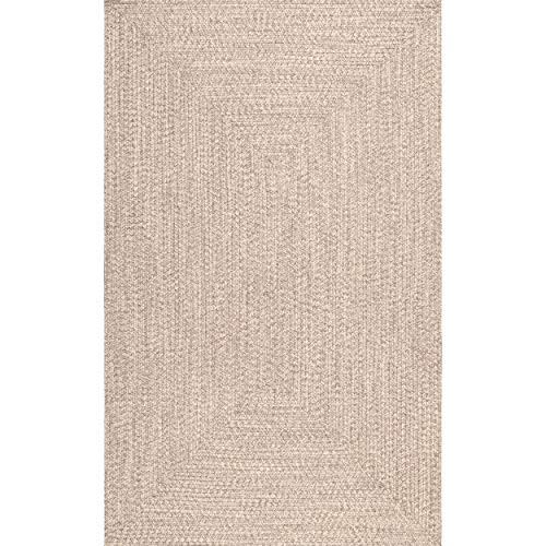 nuLOOM Wynn Braided Indoor/Outdoor Area Rug, 7 6quot x 9 6quot,