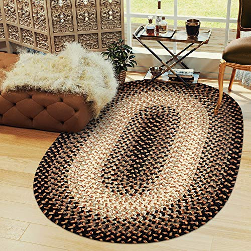 Super Area Rugs Classic Hartford Braided Rug for
